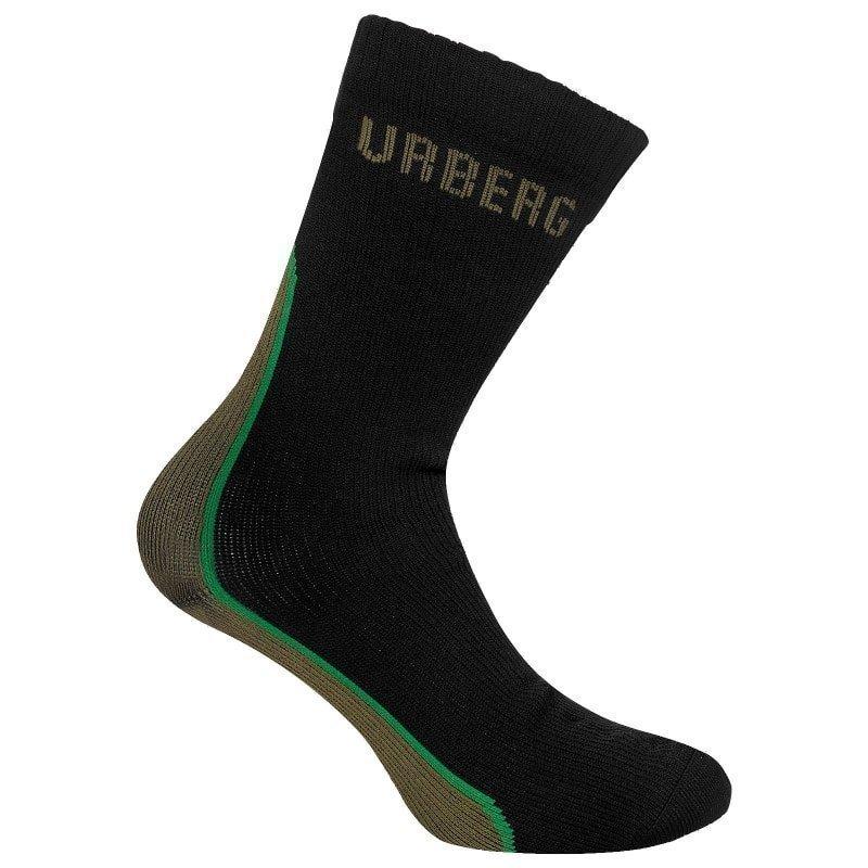 Urberg Waterproof Merino Sock 36-38 Black