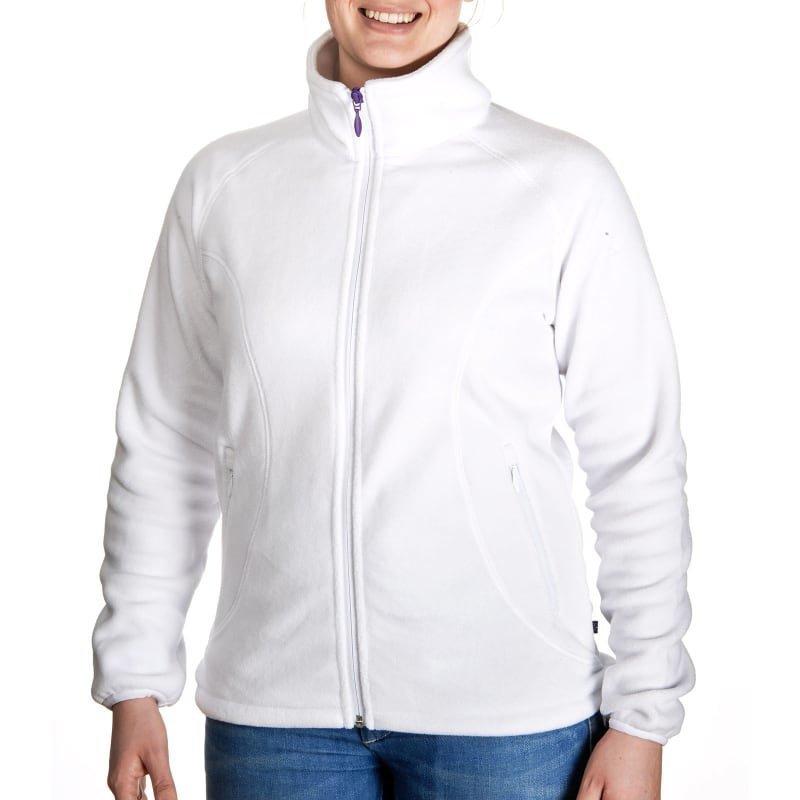 Urberg Women's Fleece Jacket 40 Snow White