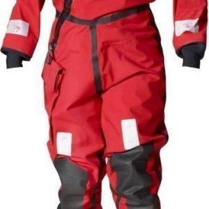 Ursuit AWS Lady -puku 4-tex Punainen L