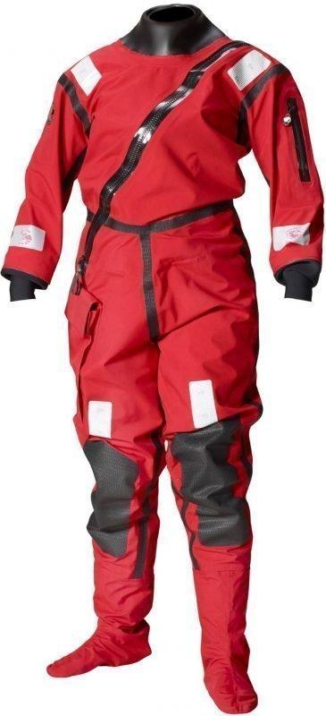 Ursuit AWS Lady -puku 4-tex Punainen XS