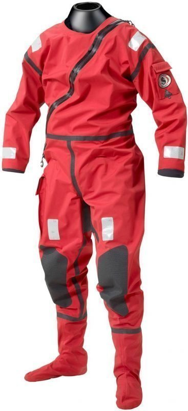 Ursuit AWS -puku 4-tex Punainen XL