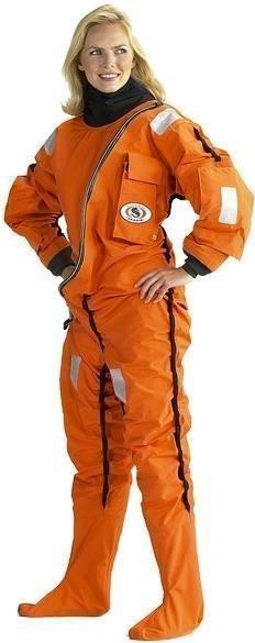 Ursuit One Size pelastuspuku oranssi M