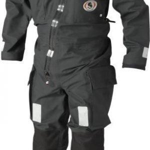 Ursuit Rapid Donning Suit Black musta L