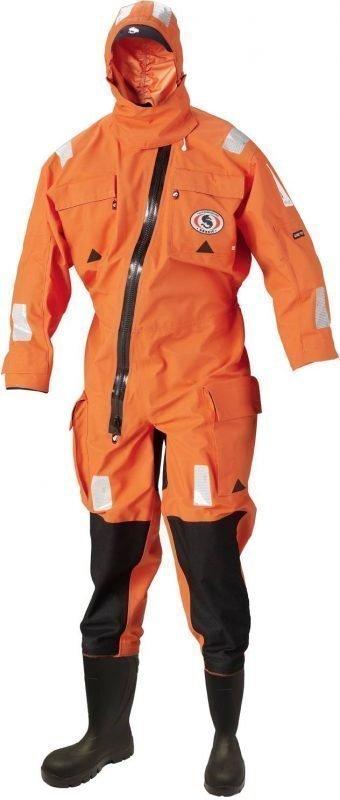 Ursuit Rapid Donning Suit oranssi L