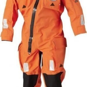 Ursuit Rapid Donning Suit oranssi XL