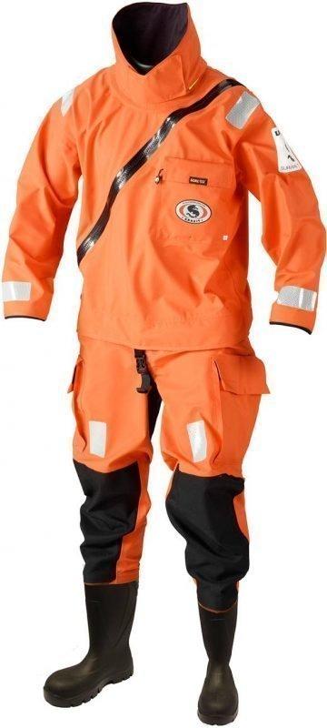 Ursuit Sea Horse oranssi M
