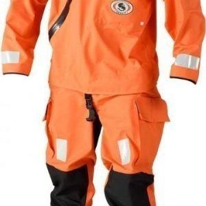 Ursuit Sea Horse oranssi XL