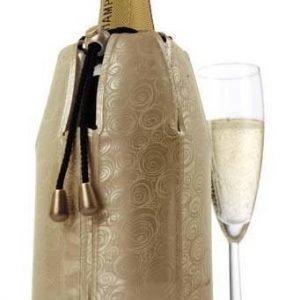 Vacuvin shampanjacooleri platina