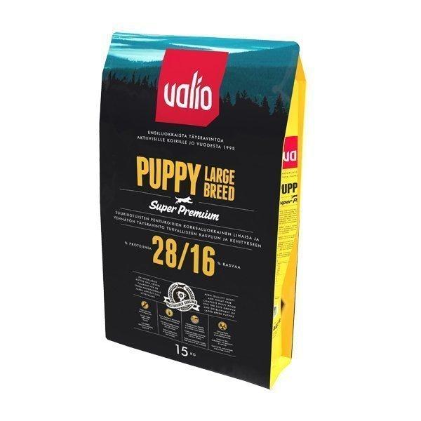 Valio Puppy Large Breed 15 kg koiranruoka