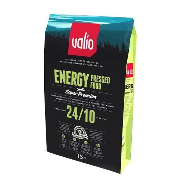Valio Puriste Energy Regular 15kg koiranruoka