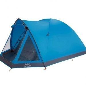 Vango Alpha 300 kolmen hengen teltta