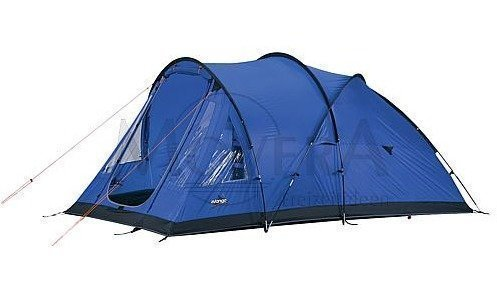Vango Dome Tent Aura 400 Surf Blue neljän hengen perheteltta