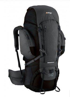 Vango Sherpa 65 musta