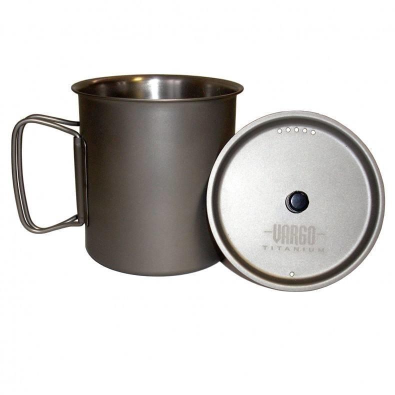 Vargo Titanium Ti-Lite Mug 750