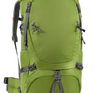Vaude Astrum 60+10 XL holly green rinkka