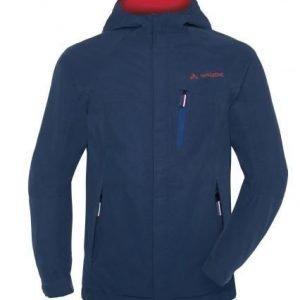 Vaude BOYS Fin 2l Jacket poikien vedenpitävä takki laivastonsininen