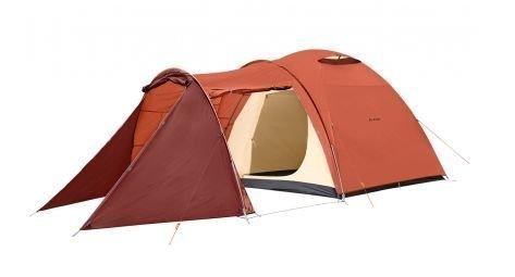 Vaude CAMPO Casa XT 5P teltta viidelle terracotta