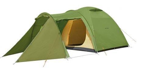 Vaude CAMPO Casa XT 5P teltta viidelle vihreä