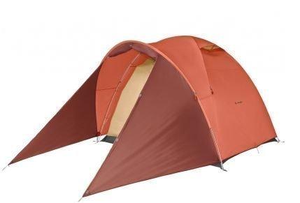 Vaude CAMPO FAMILY XT 5P teltta viidelle terracotta