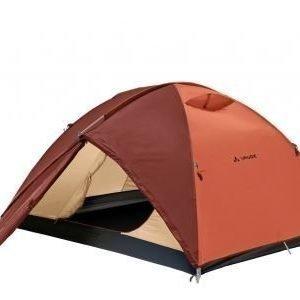 Vaude CAMPO GRANDE 3-4 hengen teltta oranssi