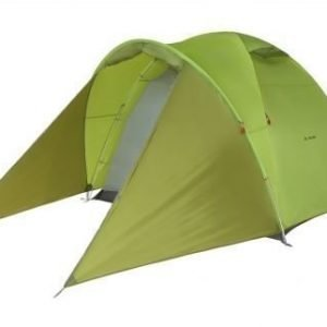 Vaude CAMPO GRANDE XT 3-4 hengen teltta Vihreä