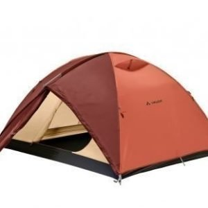 Vaude Campo 3P hengen teltta terracotta