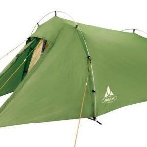 Vaude Campo Arco kahden hengen teltta vihreä