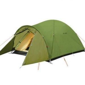 Vaude Campo Compact XT Kahden hengen teltta Vihreä