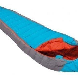 Vaude Cheyenne 200 Turkoosiharmaa makuupussi