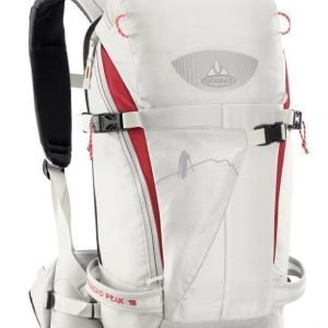 Vaude: DIAMOND PEAK 18 offwhite/red