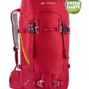 Vaude Escapator 30+10 ski reppu punainen