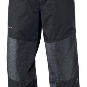 Vaude Escape Pants vedenpitävät housut lapsille black