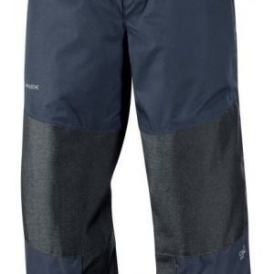 Vaude Escape Pants vedenpitävät housut lapsille marine