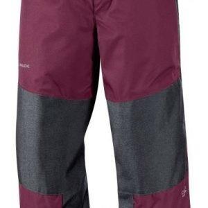 Vaude Escape Pants vedenpitävät housut lapsille purple