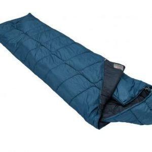Vaude Finsuit 750 SYN Sininen 3-vuodenajan makuupussi