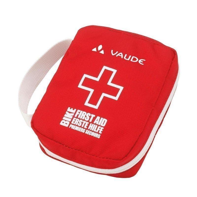 Vaude First Aid Kit Bike Essential - Red/White