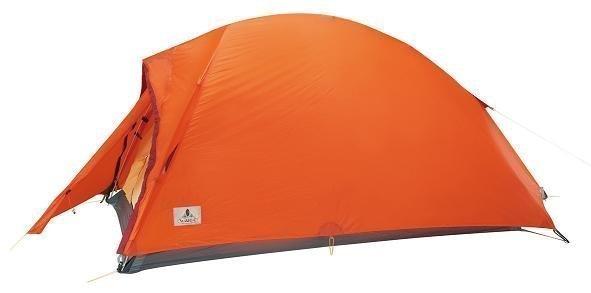 Vaude HOGAN ULTRALIGHT ARGON 1-2 hengen teltta punainen