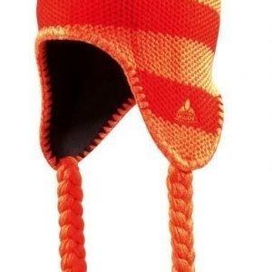 Vaude - KIDS KNITTED CAP oranssi