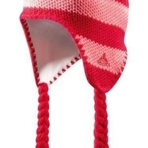 Vaude - KIDS KNITTED CAP punainen