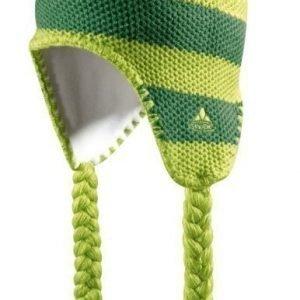 Vaude - KIDS KNITTED CAP vihreä