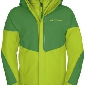 Vaude Kids Suricate 3in1 Jacket II vihreä
