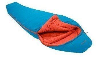 Vaude Kiowa 500 Skyline sininen / oranssi 3-vuodenajan makuupussi