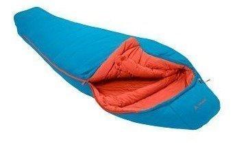 Vaude Kiowa 900 Skyline sininen / oranssi 3-vuodenajan makuupussi