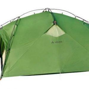 Vaude Mark 3P kolmen hengen teltta vihreä