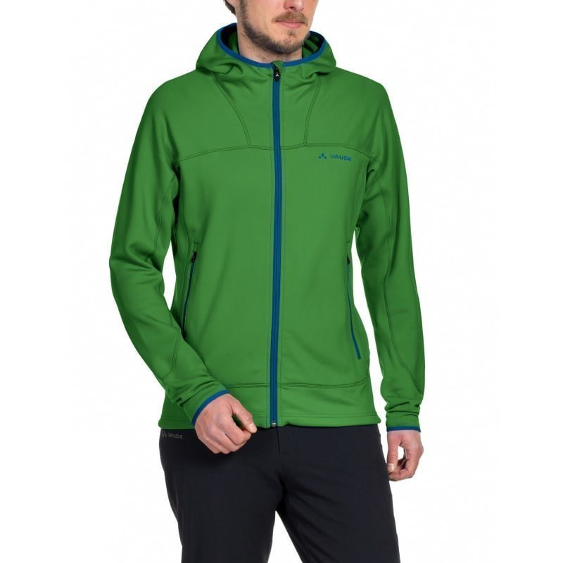 Vaude Men's Basodino Hooded Jacket II XL Parrot Green
