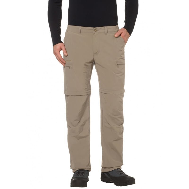 Vaude Men's Farley ZO Pants IV 50 Muddy