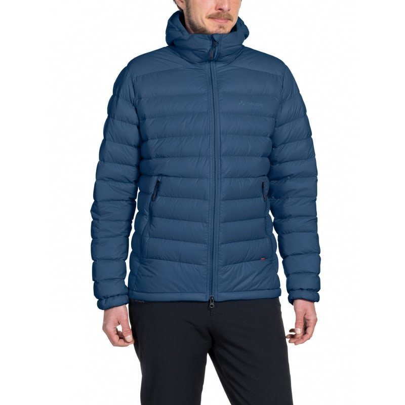Vaude Men's Kabru Hooded Jacket II M Fjord Blue
