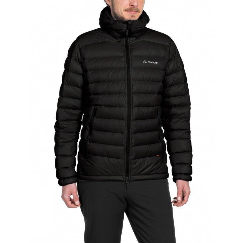 Vaude Men's Kabru Hooded Jacket II S Black
