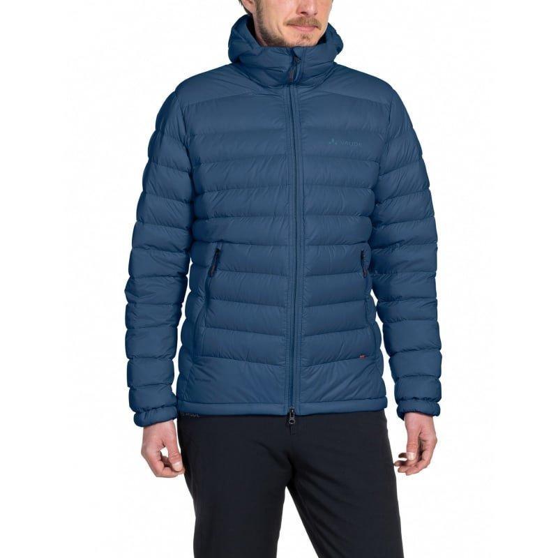 Vaude Men's Kabru Hooded Jacket II S Fjord Blue