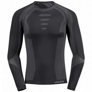 Vaude Men's Seamless Light LS Shirt musta